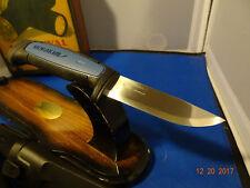 """8 7/8""""  MORAKNIV FIXED BLADE KNIFE MADE IN SWEEDEN SUPER SHARP MILITARY SPEC'S"""