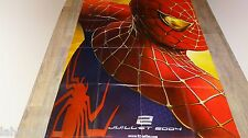 SPIDER-MAN 2 !  affiche cinema bd comics marvel preventive rare