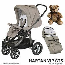 Hartan Kinderwagen VIP GTS mit Soft-Tragetasche Allrounder Buggy Uvp* 858 € Neu
