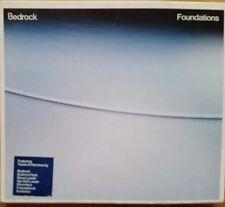 """Bedrock  """"Foundations"""" * Evolution, Van M & Leeds, Austin Leeds, Mainline / 2xCD"""