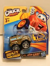Tonka Chuck & Friends Dusty the 4x4 Truck Die Cast  Ages 3+  New in Pack