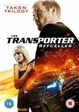 The TRANSPORTER Refuelled 2015 Ed Skrein R2 DVD in Hand Immediate DISPATCH