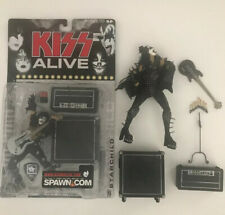 Kiss Alive Action Figures Gene Simmons And Paul Stanley McFarland