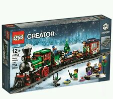 Lego Creator 10254 - Christmas Winter Holiday Train brand new in box auseller