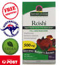 Nature's Answer, Reishi 500 mg 90 Vegan Capsules - Support Healthy Immune System