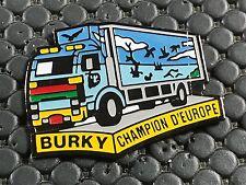 PINS PIN BADGE CAR CAMION TRUCK BURKY