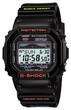 CASIO WATCH G-SHOCK G-LIDE RADIO CLOCK MULTIBAND6 GWX-5600-1JF
