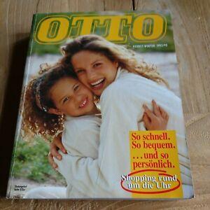 Otto Katalog Herbst/Winter 1992/93 Hauptkatalog