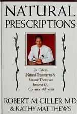 Natural Prescriptions  Natural Treatments and Vitamin Therapies for Over 100