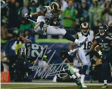 Todd Gurley Los Angeles Rams autographed 8x10 photograph RP