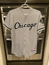 Authentic Chicago White Sox Road Jersey Majestic 44 Auth New On Field Sewn