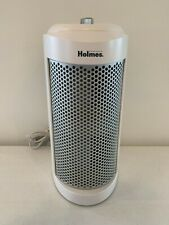 Holmes Electric Air Cleaner Purifier Mini Tower Allergen Remover Model Hap706