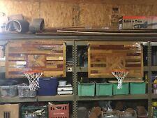 Indoor Pallet Basketball Backboard