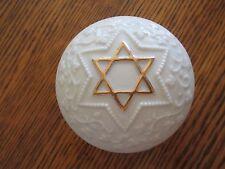 San Francisco Music Box Company Jewish Star of David