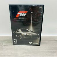 Forza Motorsport 3 Limited Collectors Edition (Microsoft Xbox 360, 2009) 🎄
