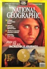 National Geographic Nature, Outdoor & Geography Magazines in English