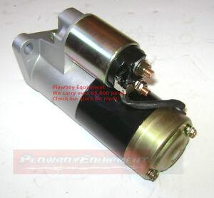 SBA185086551 SBA185086550 12V STARTER for Ford New Holland 1320 1530 1710 +