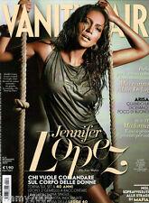 VANITY FAIR=N°31 2009=JENNIFER LOPEZ=ARISA=MADONNA=ALYSON LE BORGES