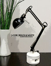 WWII Airplane AViATION ART Modern PISTON B&W Desk Lamp