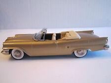 "MINT BROOKLIN MODEL GOLD 1959 CHRYSLER 300E - NO.41 - 5"" LONG - HEAVY - TUB RS"