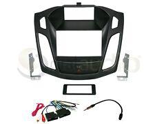Radio Installation Dash Kit Combo Standard 2DIN + Wire Harness + Antenna F78