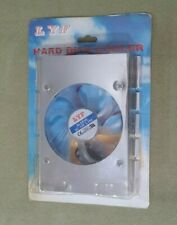 """NEW - LYF Hard Drive Disk Cooler For 3.5"""" HDD Drive 4 Pin Molex Adapter 12V"""