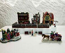 Christmas Village Display Platform for Lemax, Dept 56, Dickens, North Pole