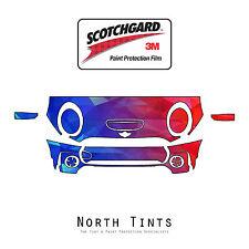 MINI Cooper Clubman S 2016-2020 PreCut 3M Scotchgard Paint Protection Clear Bra