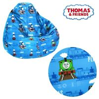 THOMAS AND FRIENDS SLOUCH BEAN BAG COVER 58cm x 125cm THOMAS THE TANK ENGINE