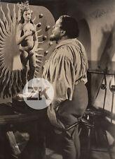 HEINRICH GEORGE Das unsterbliche Herz VEIT HARLAN Peter HENLEIN Tobis Photo 1939