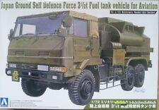 Aoshima 0794 JGSDF 3,5 T fuel tank vehicle for Aviation 1:72