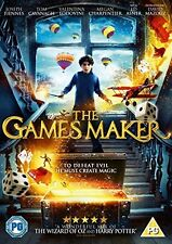 The Games Maker DVD [DVD]