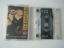 """MADONNA I'M BREATHLESS CASSETTE TAPE MUSIC FROM """"DICK TRACY"""" WARNER SIRE 1990"""