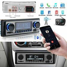 Bluetooth Vintage Car Radio MP3 Player Stereo Audio Receiver AUX / FM Radio