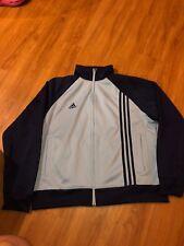 Adidas Argentina Soccer Jacket Mens Large