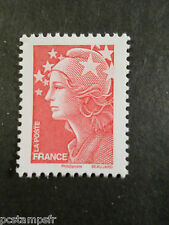 FRANCE 2009 timbre 4413, COULEURS MARIANNE BEAUJARD EUROPE, neuf**, MNH STAMP
