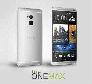 Original HTC ONE MAX Unlocked Quad-core 2GB RAM 16GB ROM GPS WIFI Android 5.9 in