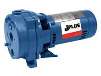 New Goulds J10S Shallow Well Jet Pump 1 HP