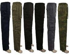 Unbranded Cargo, Combat Trousers for Men