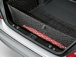 New Genuine Mercedes CLA Black Load Sill Cargo Net OEM CLA250 1178680174