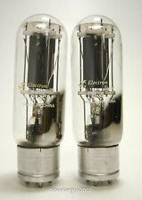 Pair of Shuguang Electron 845 Triode Power Tubes -- KT6