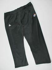 NEW adidas Kansas Jayhawks - Men's Black Athletic  Pants (Multiple Sizes)