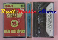 MC JEFFERSON STARSHIP Red octopus italy RCA YK 13660 SIGILLATA cd lp dvd vhs