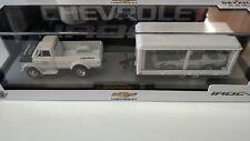 M2 Machines Auto Haulers 1970 Chevrolet C60 Truck & 1985 Chevrolet Camaro  (cart