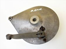 1979 MZ250 TS SUPA 5 250/1 - ORIGINAL FIT REAR BRAKE DRUM WITH GOOD SHOES