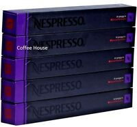 50 New original Nespresso Decaffeinato Arpeggio flavour coffee Capsules Pods UK