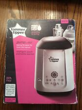 Tommee Tippee Pump and Go Intelligent Pouch Baby Bottle Warmer System -.
