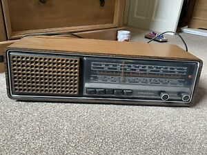 Vintage Grundig radio - Fully Working