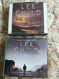 Lee Child. Audio Books. Abridged ... The Visitor / Nothing to lose