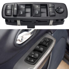 Driver Side Master Power Window Switch For Dodge Grand Caravan 2008-2010 Black